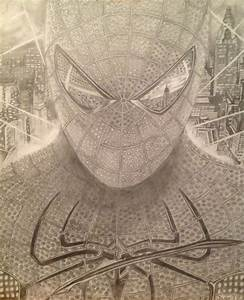Spider-Man pencil drawing by Lightningflickr on DeviantArt