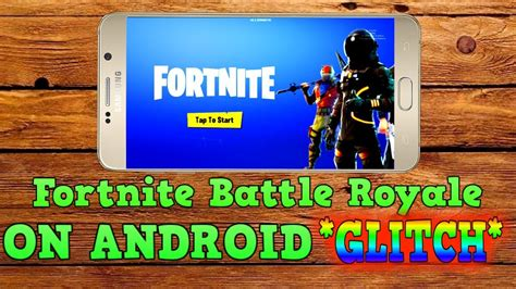 fortnite mobile  android hack easy