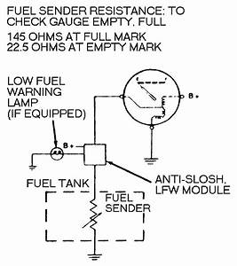 Fuel Gauge Wiring Diagram Chevy