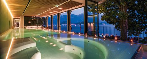 Luxury Spa And Wellness Center Espa, 5 Star Hotel On Lake Como