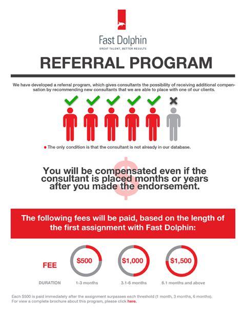Permalink to Referral Bonus Flyer