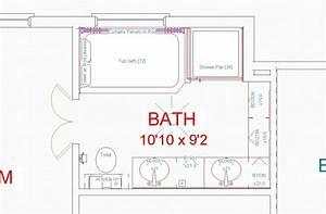 master bathroom floor plan With 10a 10 bathroom floor plans