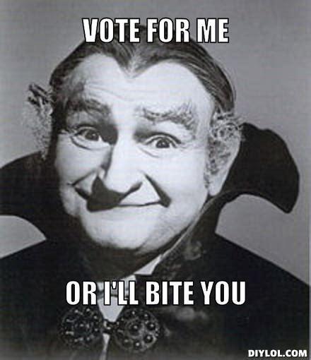 Vote For Me Meme - vote for me omg it s jake
