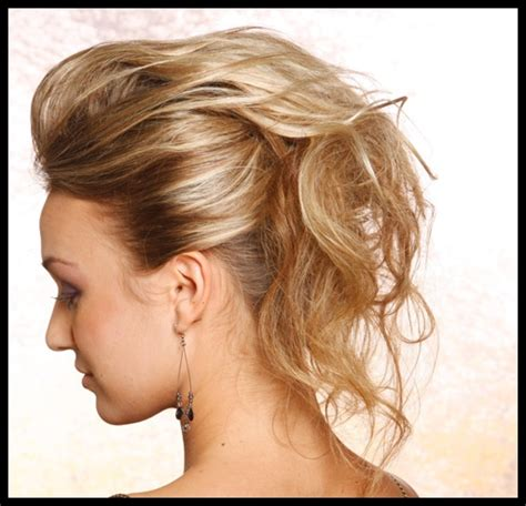 top 6 easy casual updos for hair hairstyles