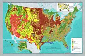 Usa Land Use Map 1970  U2013 Romney And Ryan Are Running On A Secret Plan They Might Tell America