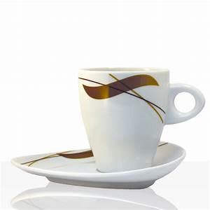 Mikrowelle Geschirr Glas : coffeefair kaffee geschirr milchkaffee tasse einzel set im edlen design tasse untertasse ~ Watch28wear.com Haus und Dekorationen