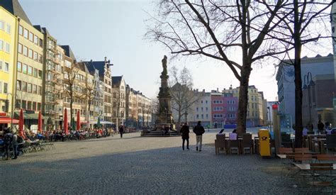 Historic Old Town of Cologne : Germany   Visions of Travel