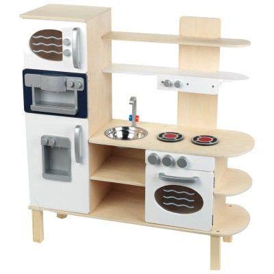 cuisine en bois pour enfants cuisine en bois grand modèle klein magasin de jouets