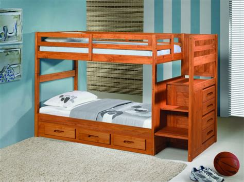 déco chambre de bébé garçon le lit mezzanine ou le lit supersposé quelle variante
