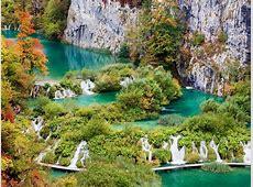 Plitvice Lakes National Park, Croatia Wallpapers9