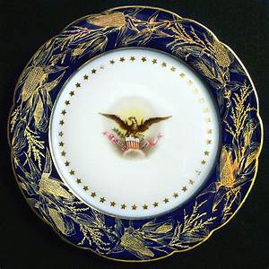 The Evolution of White House China Patterns