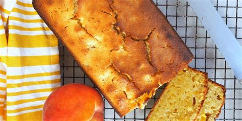 Quick Peach Bread Everyday Gourmet With Blakely Free