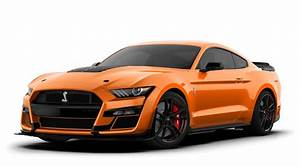 Paint Colors of the 2020 Ford Mustang Shelby GT500 - Akins Ford