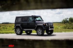 4 X 4 Mercedes : renntech bring mercedes g550 4x4 to its fuller potential or so they say ~ Medecine-chirurgie-esthetiques.com Avis de Voitures