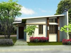 Small House Ideas Modern Exterior Design Contemporary Also ...