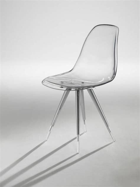 chaise transparente design pourquoi choisir la chaise design transparente