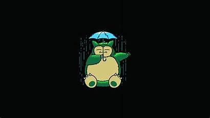Totoro Umbrella Neighbor Anime Rain Backgrounds Wiki