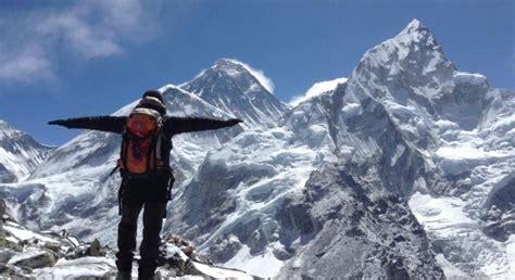 days everest base camp trek worlds  trek  nepal