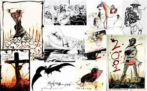 Steadman Collage 2 - Other & Abstract Background ...
