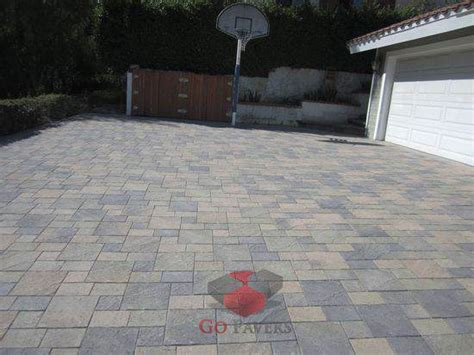 driveway pavers cost installation process made easy and