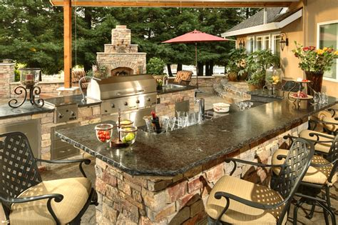 why outdoor kitchens are so popular bath and kitchen