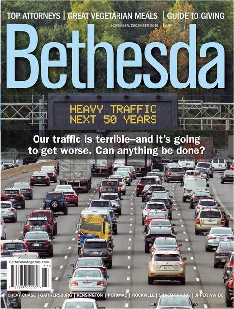 Bethesda Magazine: November December 2019 by Bethesda