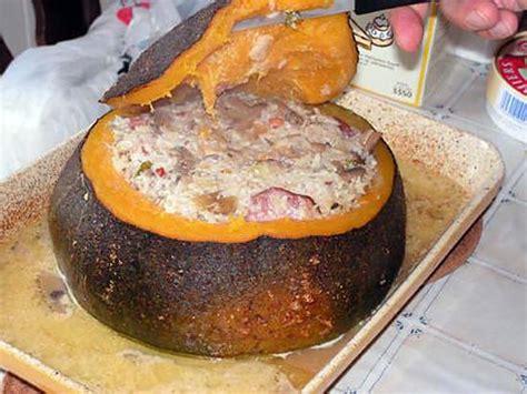 cuisiner saucisse de morteau recette de potiron marmite à la saucisse de morteau