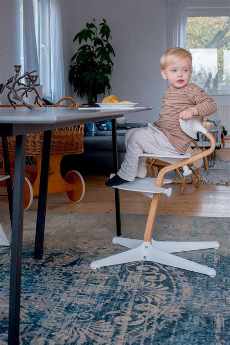 nomi kinderstuhl im test hochstuhl fuer babys und kinder