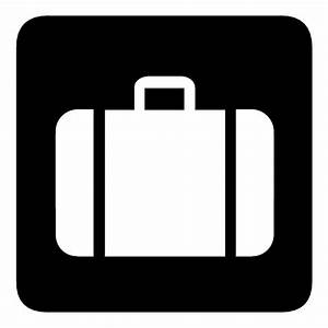 LUGGAGE CHECK AIRPORT SIGN - Download at Vectorportal