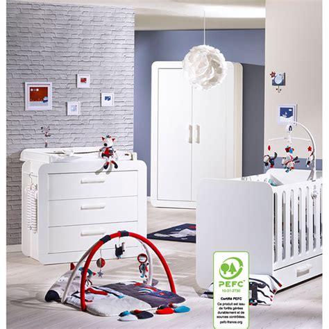 chambre sauthon astride chambre bébé trio astride blanc avec armoire 2 portes 30