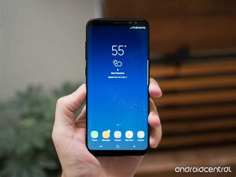 Samsung Galaxy S8 And S8+ Handson Preview  Android Central