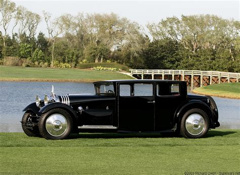 1931 Voisin C20 Mylord Demi-Berline | | SuperCars.net