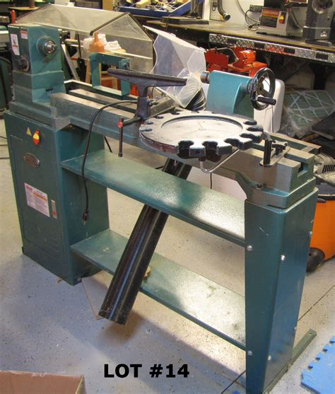 grizzly heavy duty lathe ptauctionsnet grizzly