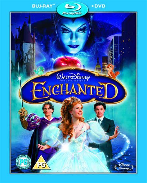 enchanted blu ray zavvi