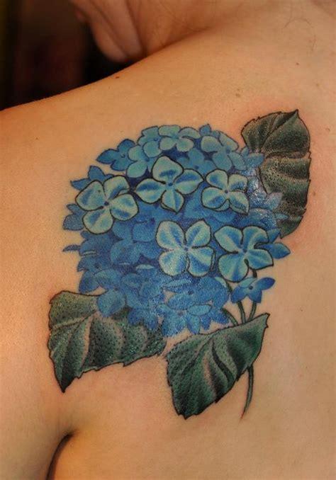 hydrangea tattoos designs ideas  meaning tattoos