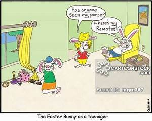 Easter Traditions Cartoons and Comics - funny pictures ...