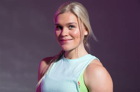 Why Katrin Davidsdottir Never Wants to be Perfect