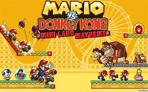 Download Mario Vs Donkey Kong Mini Land Mayhem Android