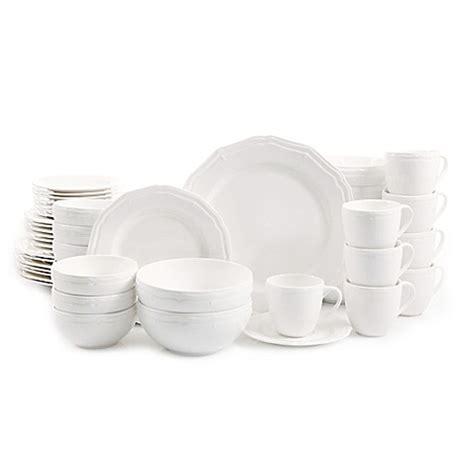 gibson miranda  piece dinnerware set bed bath