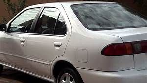 Nissan Sentra B14 1998 Gxe  Version Usa  Manual Blanco