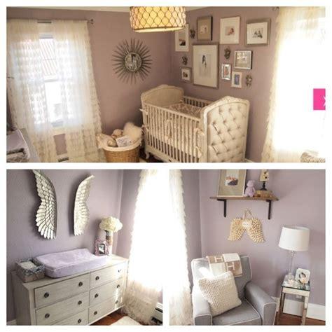 dusk till benjamin dusty purple paint baby nursery dusk till