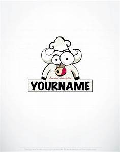 Premium Exclusive Design: Bull chef Logo