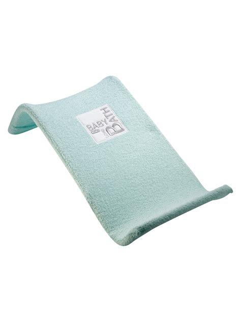 transat de bain en tissu 233 ponge confidences de maman