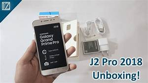 Samsung Galaxy J2 Pro 2018 Unboxing Grand Prime Pro