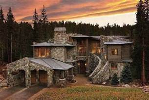 Stunning Images Rustic Mountain House Plans by Mountain House Breckenridge Colorado Pictures Photos