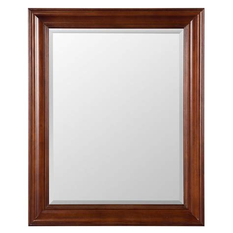 home decorators mirrors home decorators collection brexley 32 in x 26 in framed