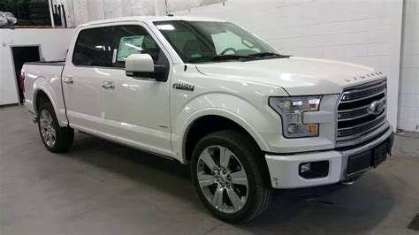 ford f150 4 door 2016 ford f 150 4wd supercrew 145 quot limited 4 door