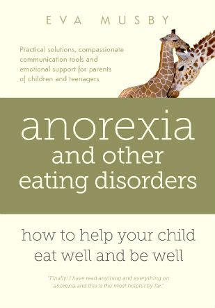 anorexia   eating disorders eva musby book