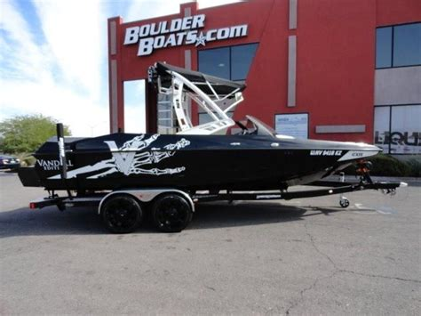 Axis Boats Vandall Edition by 2014 Axis A22 Vandall Edition Power Boat For Sale Www