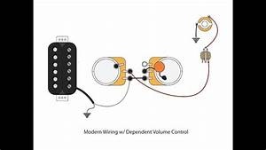 Guitar Wiring Diagrams 1 Pickup No Volume
